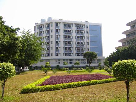 广东省轻工职业技术学校学生公寓