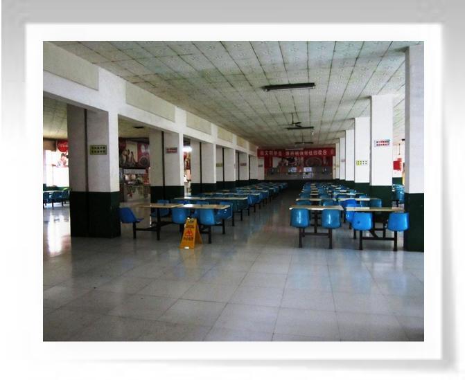 湖南省工业贸易学校校园风光展示