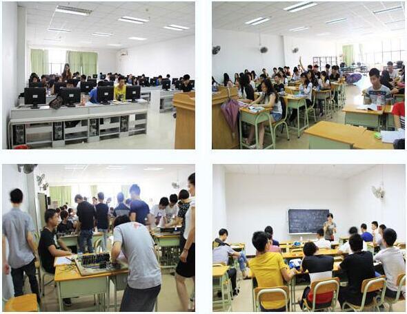 广东省南方技师学院教学实景