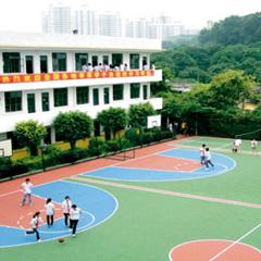 广州远东外语外贸专修学院环境